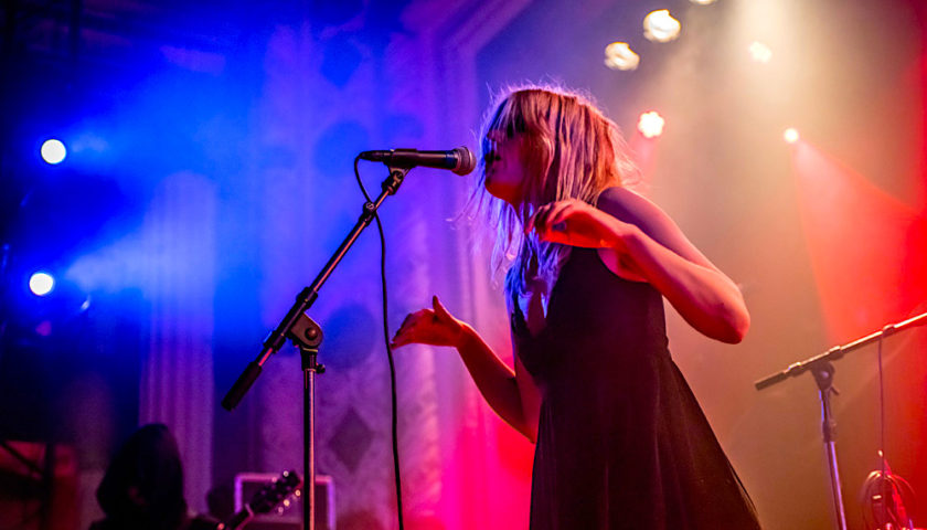 Myrkur - Metro - Chicago, IL - 2/23/18 - Photo © 2018 by: Roman Sobus