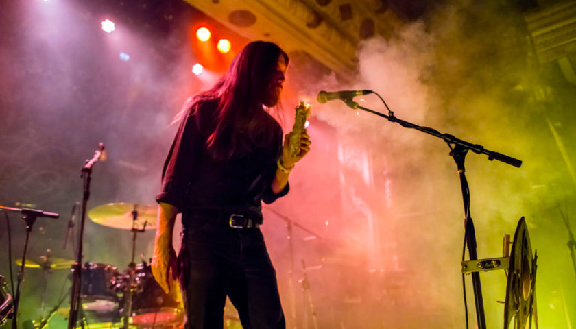 Wolves in the Throne Room - Metro - Chicago, IL - 2/23/18 - Photo © 2018 by: Roman Sobus