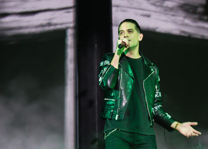 G-Eazy - Aragon Ballroom - Chicago, IL - 3/9/18 - Photo © 2018 by: Laura Sedor