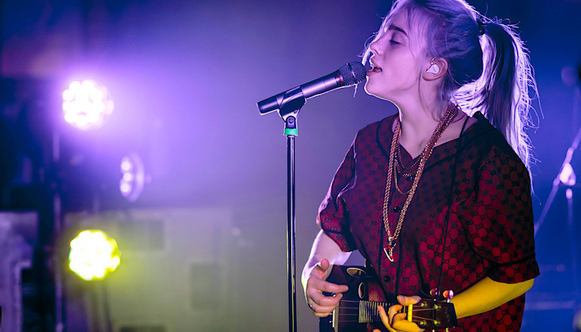 Billie Eilish Live at Lincoln Hall