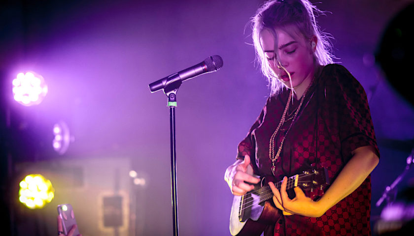 Billie Eilish - Lincoln Hall - Chicago, IL - 3/31/18 - Photo © 2018 by: Roman Sobus