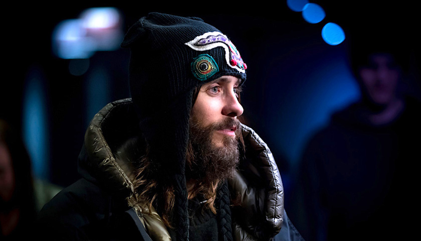 Jared Leto Mars Across America Journey