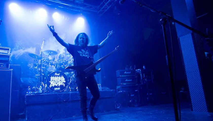 Morbid Angel Live