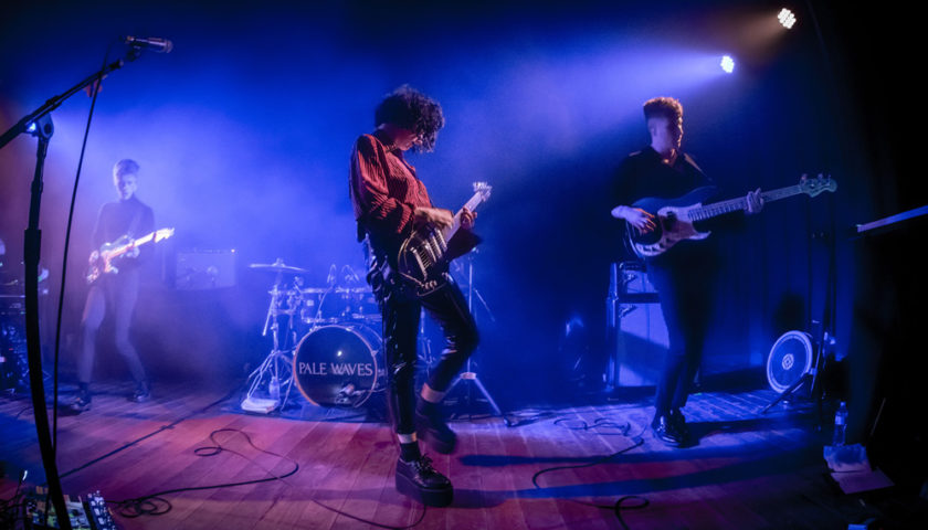 Pale Waves - Lincoln Hall - Chicago, IL - 4/7/18 - Photo © 2018 by: Roman Sobus