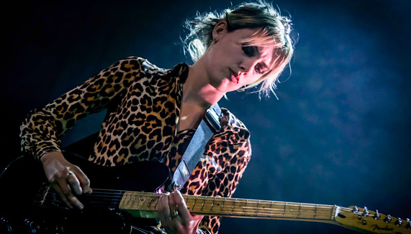 Wolf Alice - Metro - Chicago, IL - 3/30/18 - Photo © 2018 by: Roman Sobus