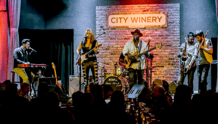 Ana Popovic Live at City Winery