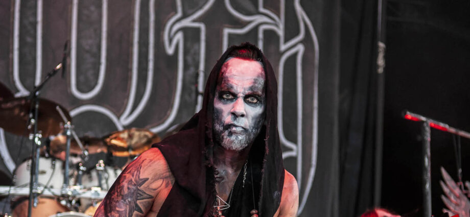 Behemoth at Hollywood Casino Amphitheatre
