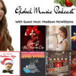 Global Music Podcast – Holiday Edition