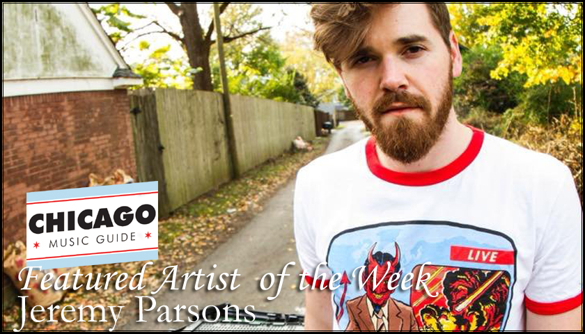 FEATURED ARTIST – Jeremy Parsons