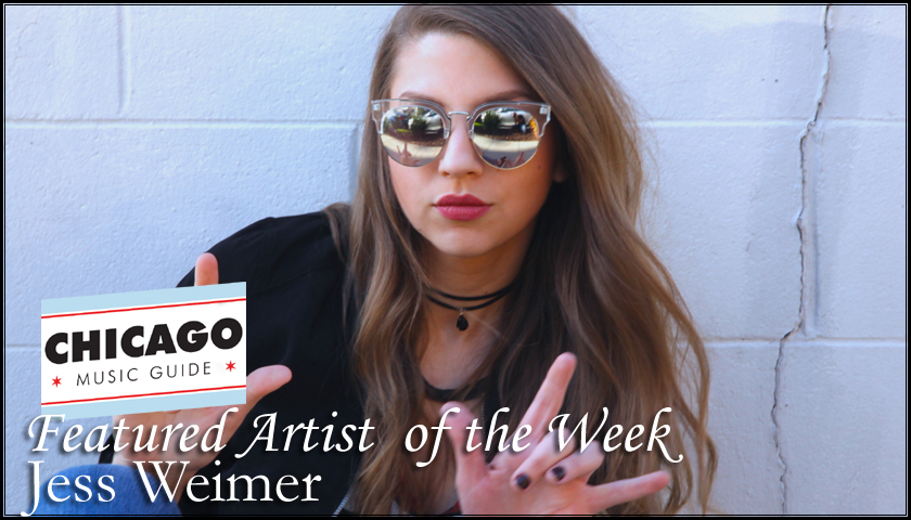 FEATURED ARTIST – Jess Weimer