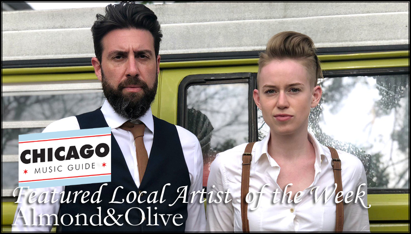FEATURED LOCAL ARTIST - Almond&Olive