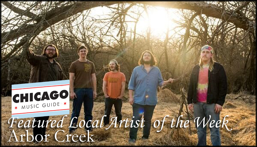 FEATURED LOCAL ARTIST - Arbor Creek