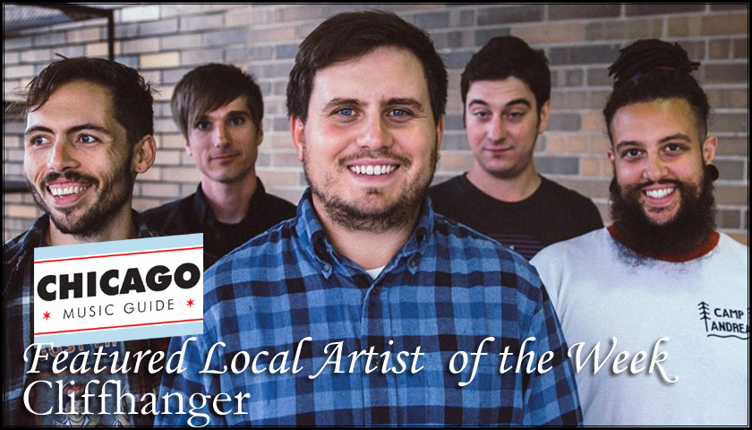 FEATURED LOCAL ARTIST – Cliffhanger