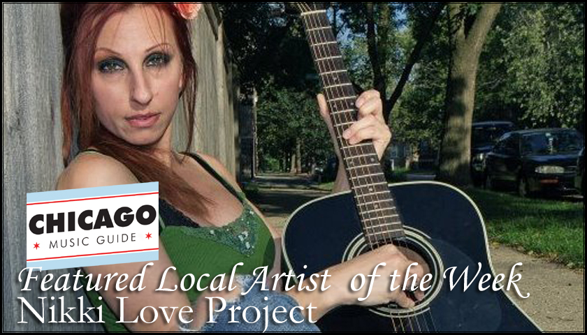 FEATURED LOCAL ARTIST - Nikki Love Project
