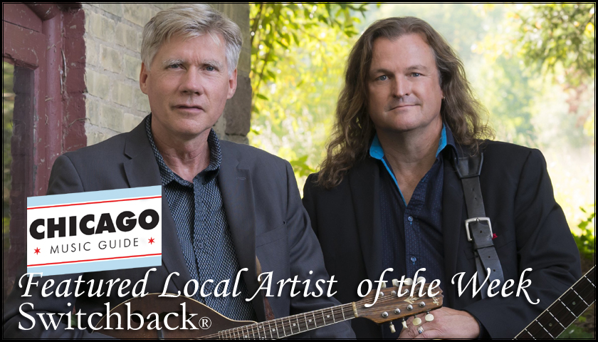 FEATURED LOCAL ARTIST – Switchback®