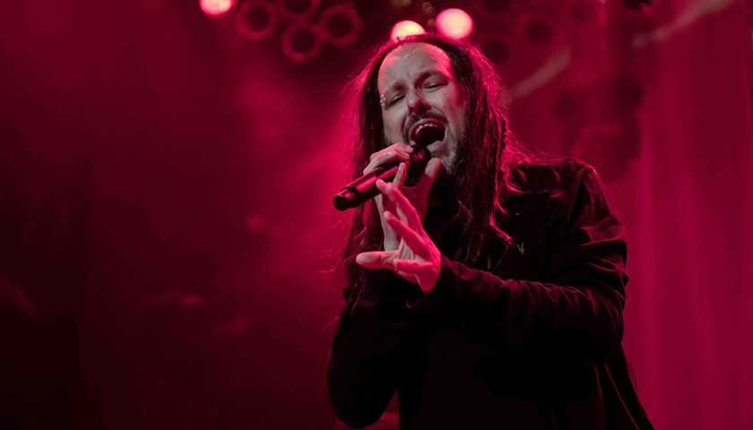 Jonathan Davis Live at House of Blues