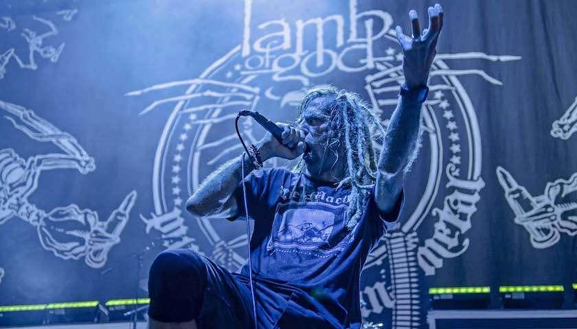 Lamb of God Live at Hollywood Casino Amphitheatre