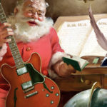 "Susie Blue and the Lonesome Fellas release their rollicking new Xmas song ""Santa Bring My Baby Back to Me"""