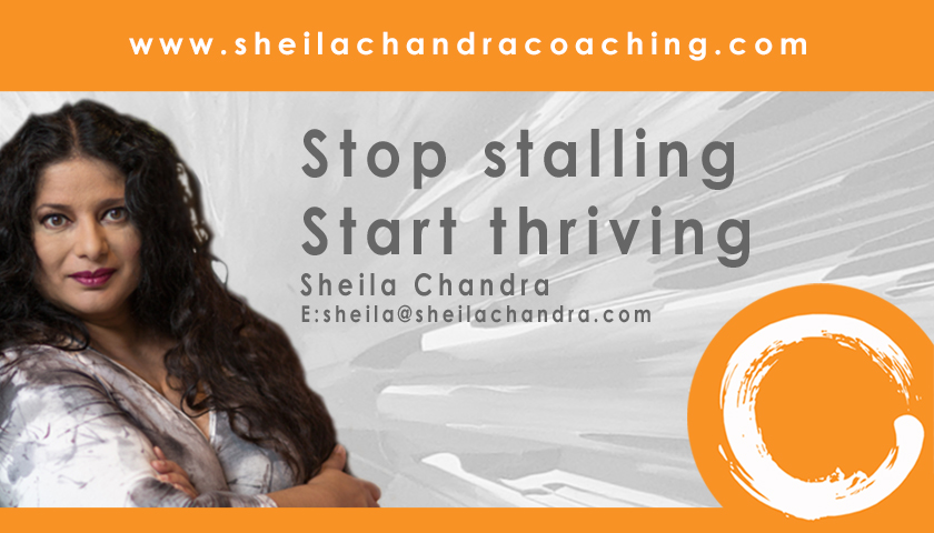 Career Coaching Via Skype with Sheila Chandra