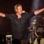 Blake Shelton Live at Lakeshake Festival