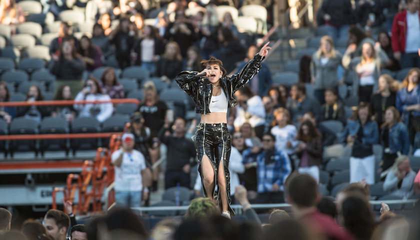 Charli XCX Live at Soldier Field