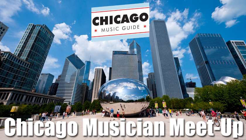 CHICAGO MUSICIAN MEET-UP