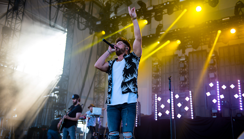 Chris Lane Live at Lakeshake Festival