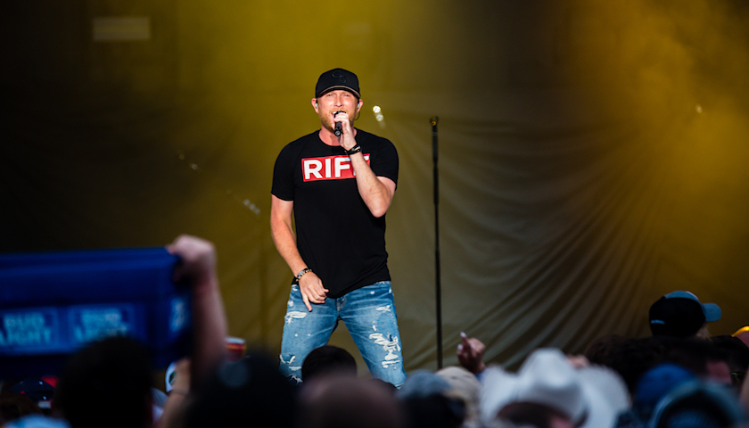 Cole Swindell Live at Lakeshake Festival
