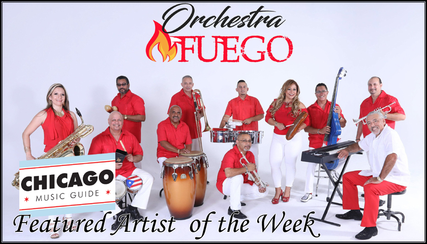 FEATURED ARTIST – Orchestra Fuego