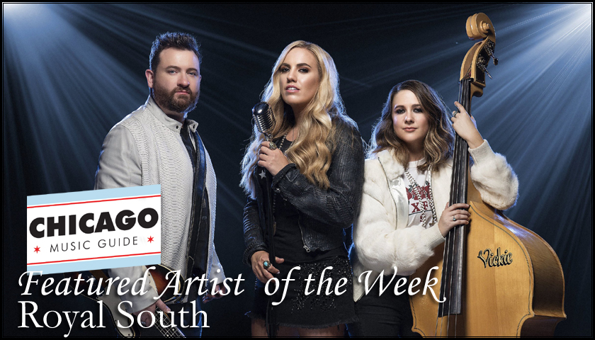 FEATURED ARTIST - Royal South