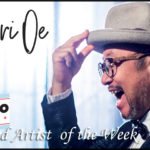 FEATURED ARTIST – Senri Oe