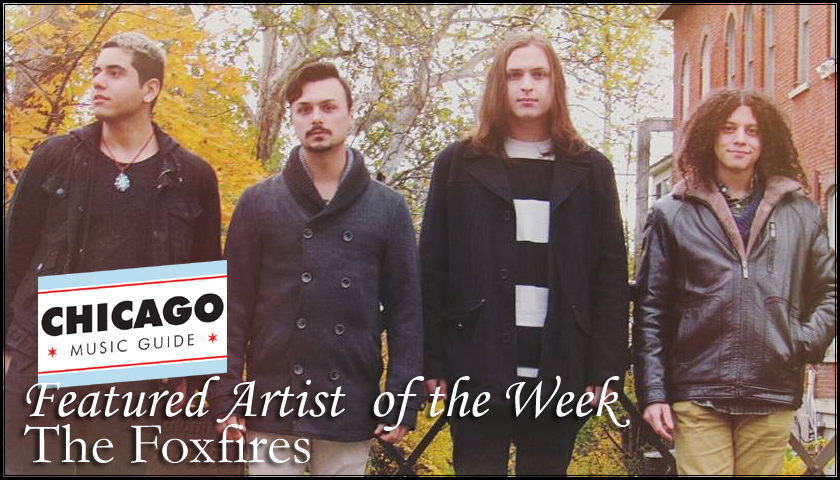 FEATURED ARTIST – The Foxfires