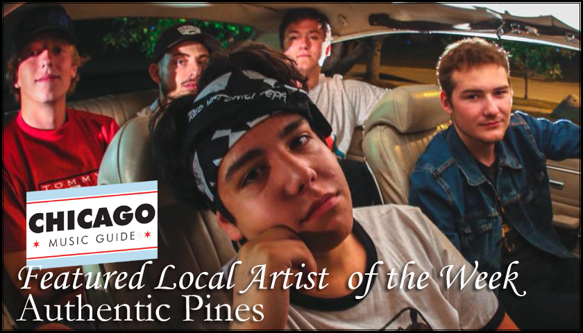 FEATURED LOCAL ARTIST – Authentic Pines