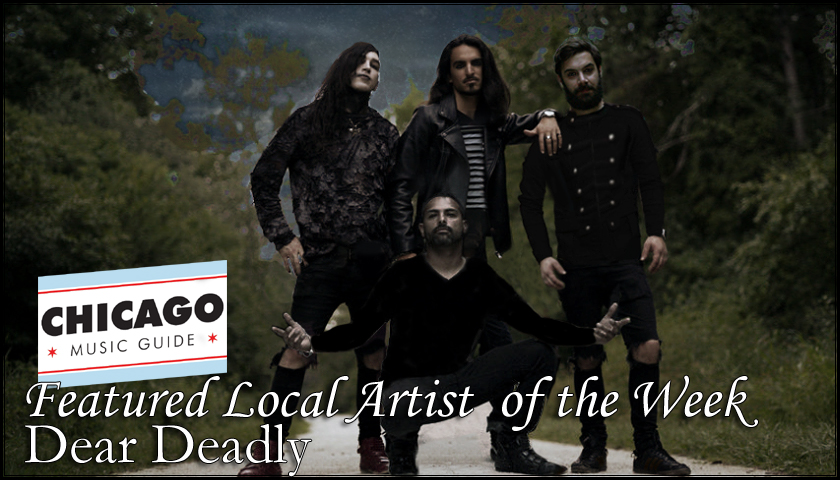 FEATURED LOCAL ARTIST – Dear Deadly