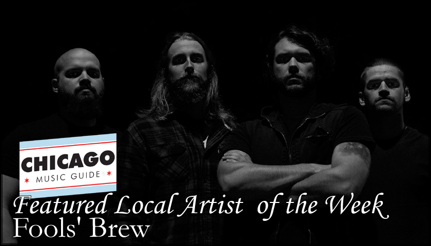 FEATURED LOCAL ARTIST – Fools' Brew