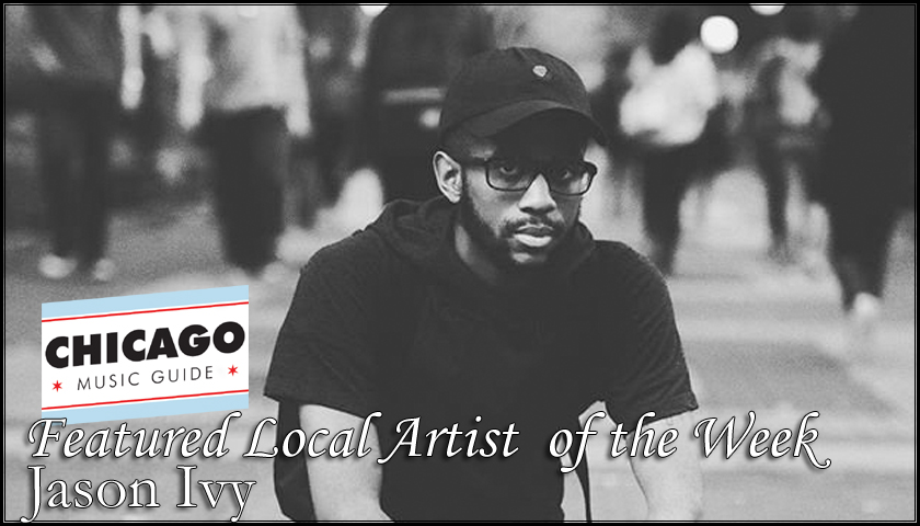 Featured Local Artist - Jason Ivy