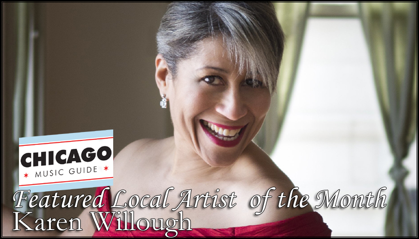 FEATURED LOCAL ARTIST – Karen Willough