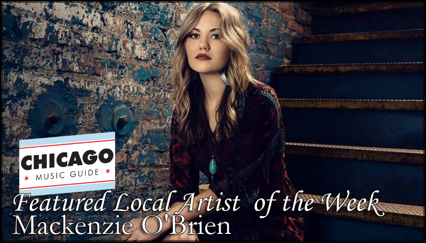 FEATURED LOCAL ARTIST – Mackenzie O'Brien