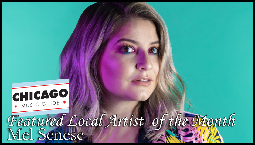 FEATURED LOCAL ARTIST – Mel Senese