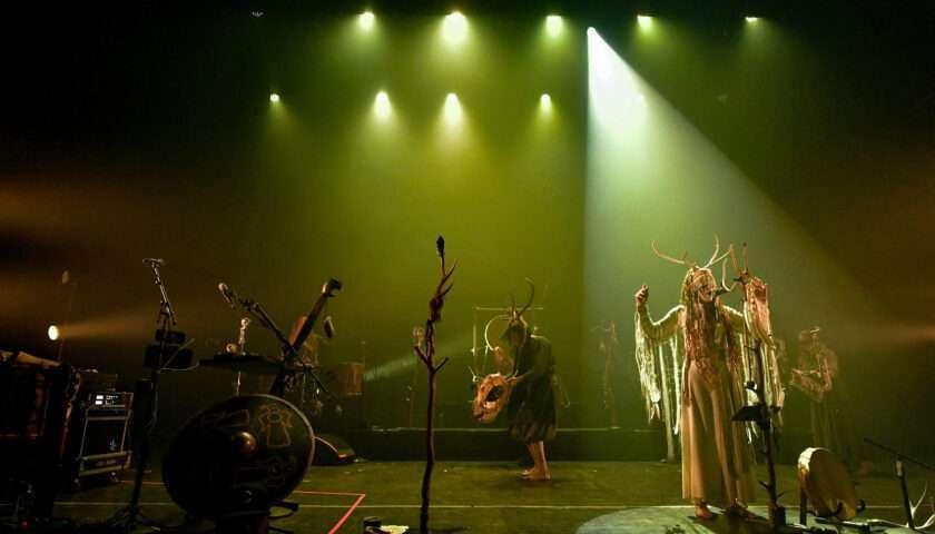 Heilung - Riviera Theatre - Chicago, IL - 1/20/20 - Photo © 2020 by: Roman Sobus