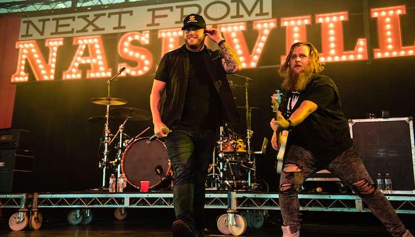 Jon Langston Live at Lakeshake Festival