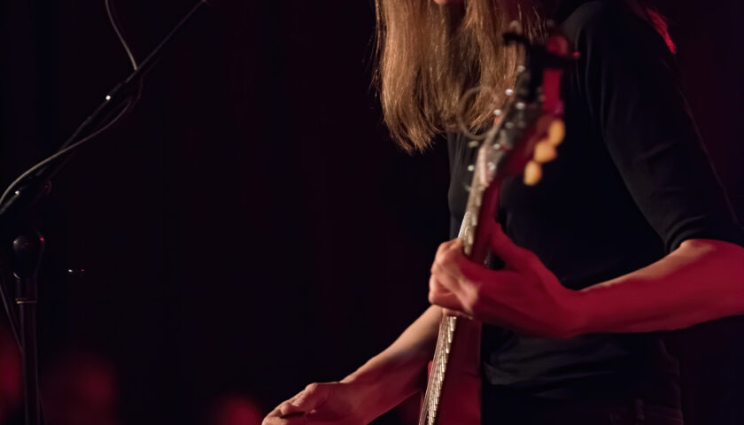 Juliana Hatfield - Evanston SPACE - Evanston, IL - 1/16/20 - Photo © 2020 by: Roman Sobus