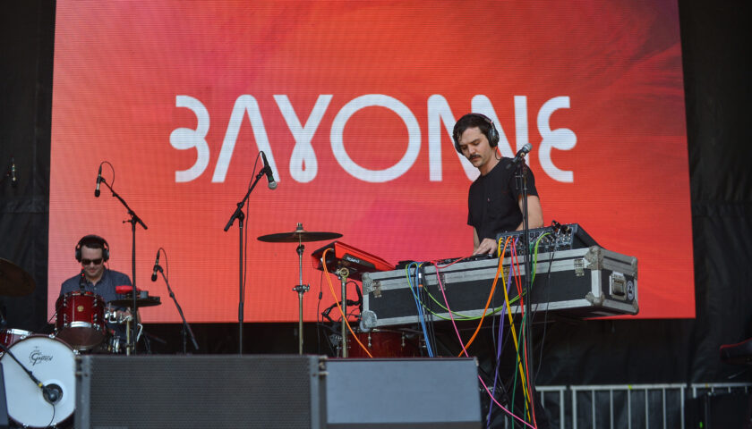 Bayonne Mesmerizes Lollapalooza With His Sonic Artistry
