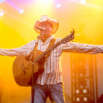 Tracy Lawrence Live at LakeShake Festival