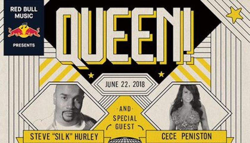 Steve 'Silk' Hurley Talks Red Bull Music's QUEEN!