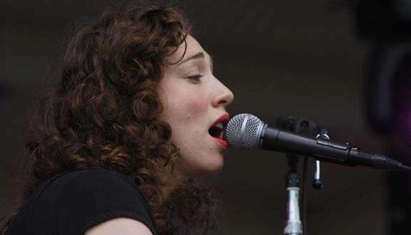 Regina Spektor Live at Lollapalooza