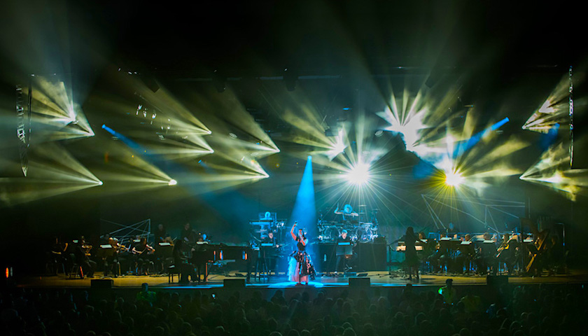 Evanescence Live at Ravinia