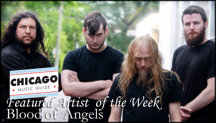 FEATURED ARTIST - Blood of Angels