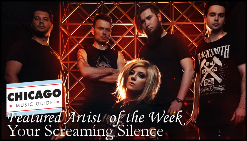 FEATURED ARTIST - Your Screaming Silence
