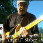 FEATURED LOCAL ARTIST – Art Slaber